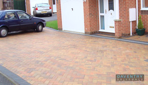 block paving Daventry